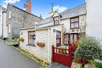 3 Bedrooms End Of Terrace House for sale in Boscastle, Cornwall
