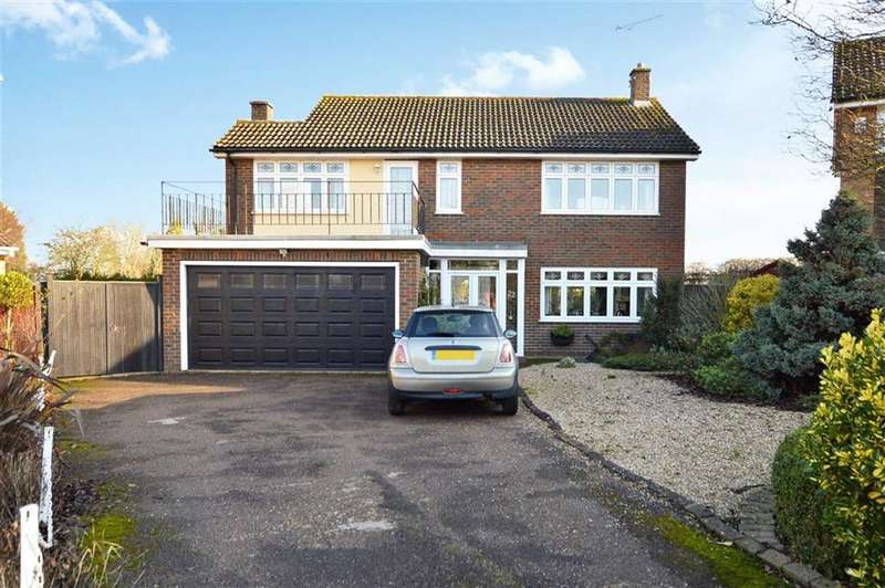 4 Bedrooms Property for sale in Blackhorse Lane, North Weald