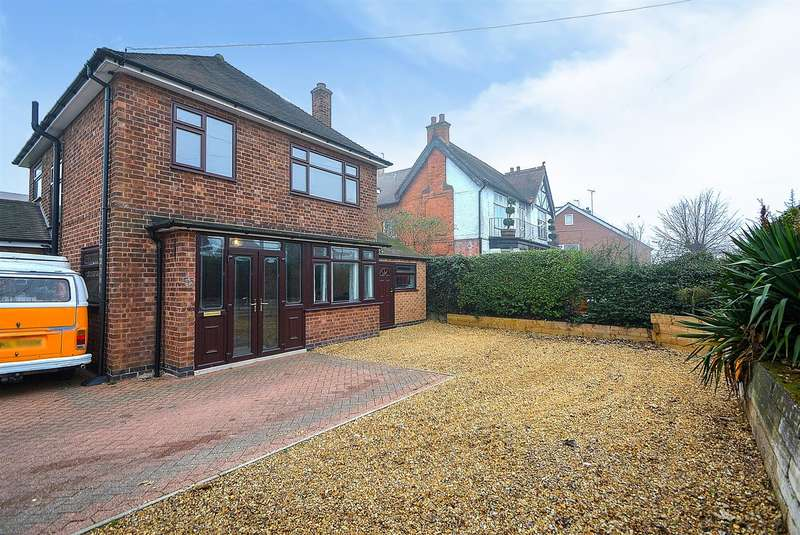 4 Bedrooms Property for sale in Wilsthorpe Road, Breaston