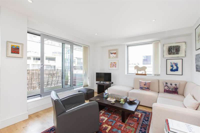 2 Bedrooms Flat for sale in Bentinck House, 34 Monck Street, London SW1P