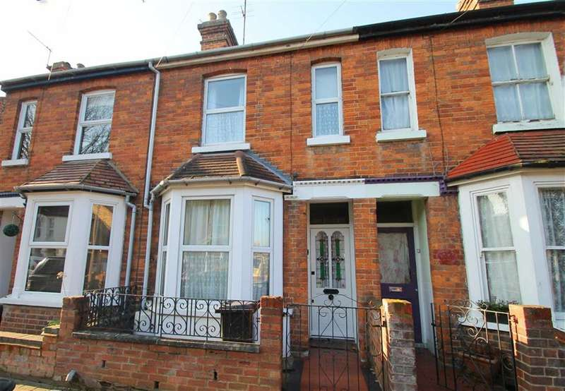 2 Bedrooms Terraced House for sale in Denmark Street, Bedford