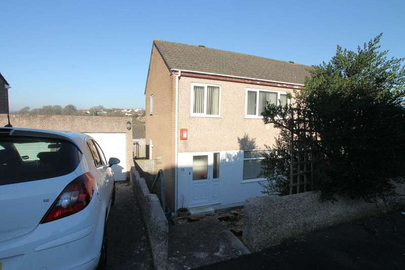 3 Bedrooms Semi Detached House for sale in Okehampton Close, Plympton, PL7 2RP