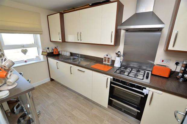 3 Bedrooms End Of Terrace House for sale in Unity Park, Plymouth, Devon