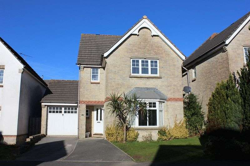 3 Bedrooms Detached House for sale in Larcombe Road, St. Austell