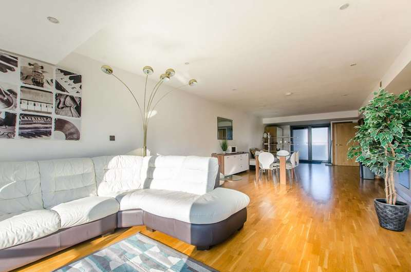 2 Bedrooms Flat for rent in Dace Road, Bow, E3
