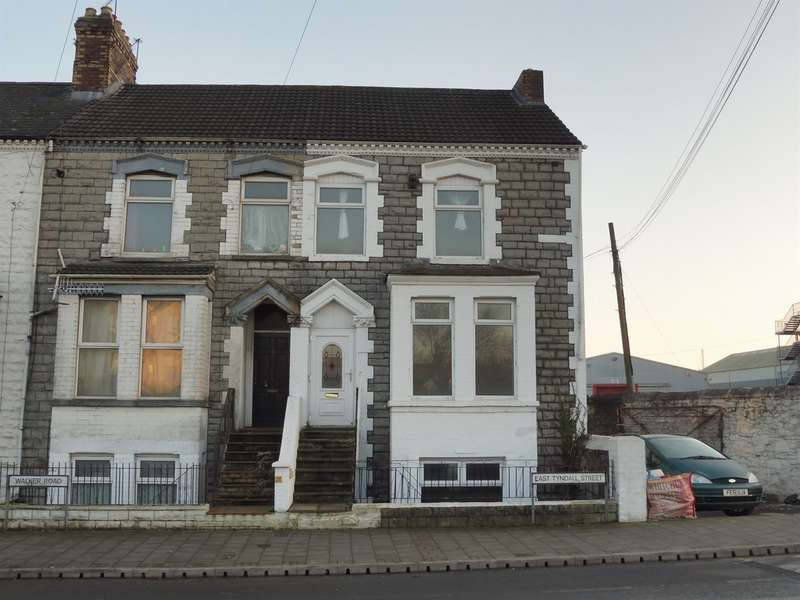 4 Bedrooms End Of Terrace House for sale in Walker Road, Cardiff