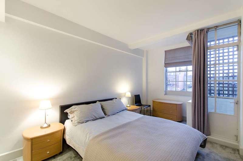 2 Bedrooms Flat for sale in Chelsea Manor Street, Chelsea, SW3