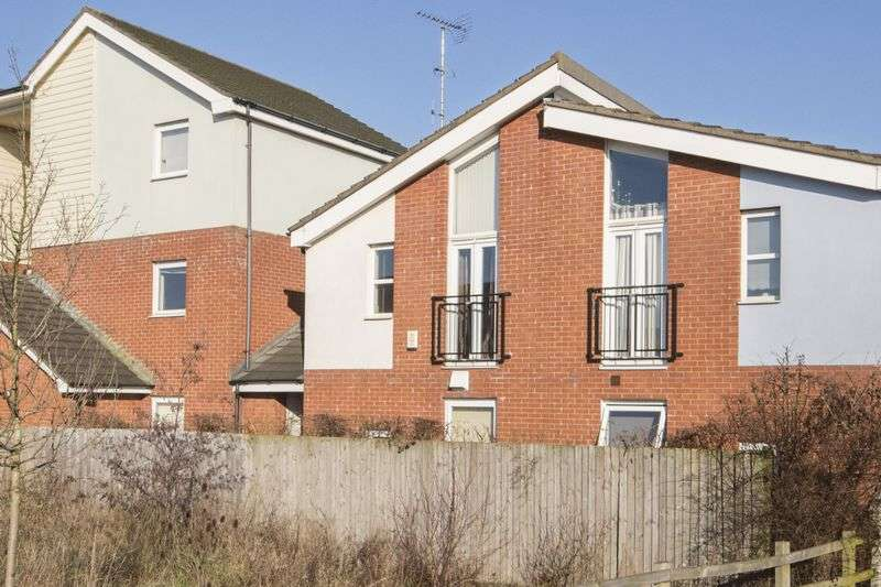 1 Bedroom Maisonette Flat for sale in Ariel Close, Newport