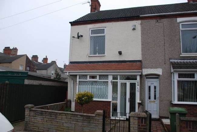 2 Bedrooms Terraced House for sale in Farebrother Street, Grimsby