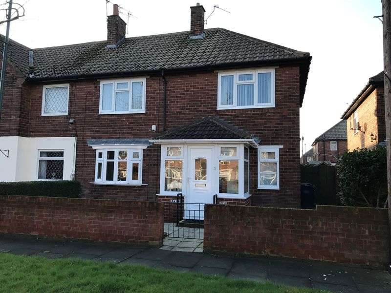 3 Bedrooms Semi Detached House for sale in Avon Road, Hebburn