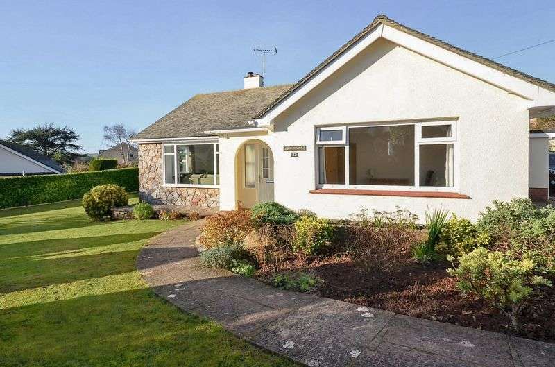 2 Bedrooms Bungalow for sale in MANOR VALE ROAD, GALMPTON, BRIXHAM