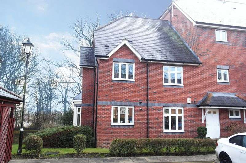 2 Bedrooms Flat for sale in Loriners Grove, Walsall