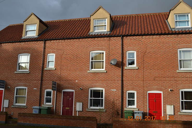 4 Bedrooms Terraced House for sale in Newark, William Street