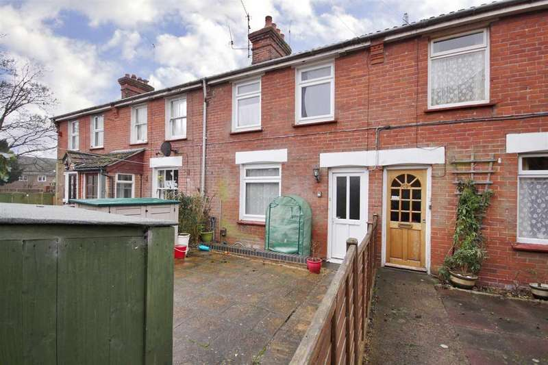 2 Bedrooms Terraced House for sale in Rack Close, Andover