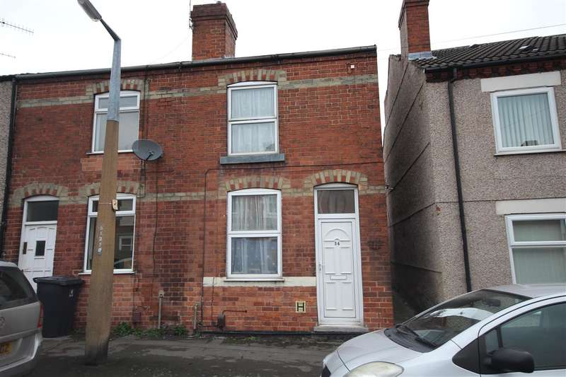 2 Bedrooms Terraced House for sale in Little Hallam Lane, Ilkeston