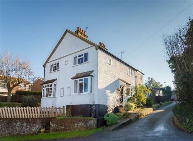 Semi Detached House for sale in Deanway, Chalfont St Giles, Buckinghamshire