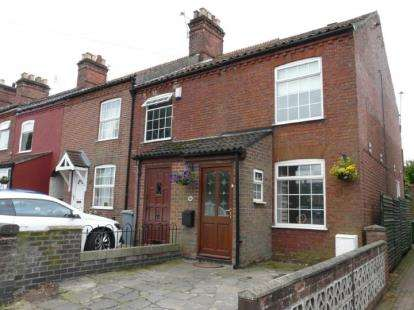 2 Bedrooms End Of Terrace House for sale in Drayton, Norwich, Norfolk