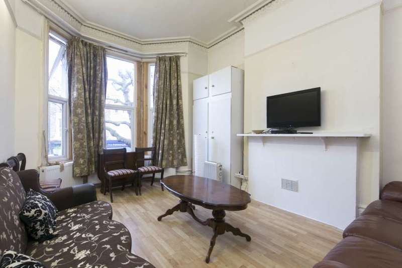 6 Bedrooms Maisonette Flat for sale in Shepherds Bush Road, Hammersmith, W6