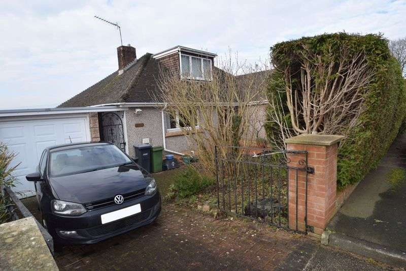 3 Bedrooms Detached Bungalow for sale in High Close, Llanfrechfa, Three Bedrooms