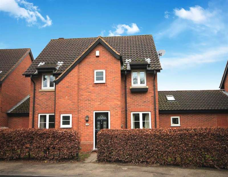 4 Bedrooms Detached House for sale in Main Street, Stamford Bridge, York, YO41 1AD