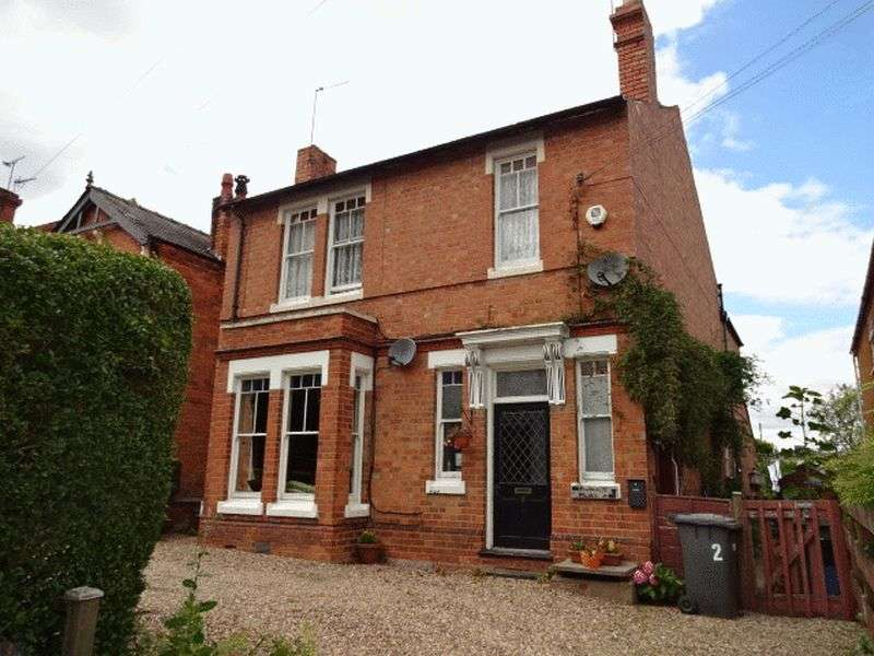 2 Bedrooms Flat for sale in Somerleyton Avenue, Kidderminster DY10 3AS