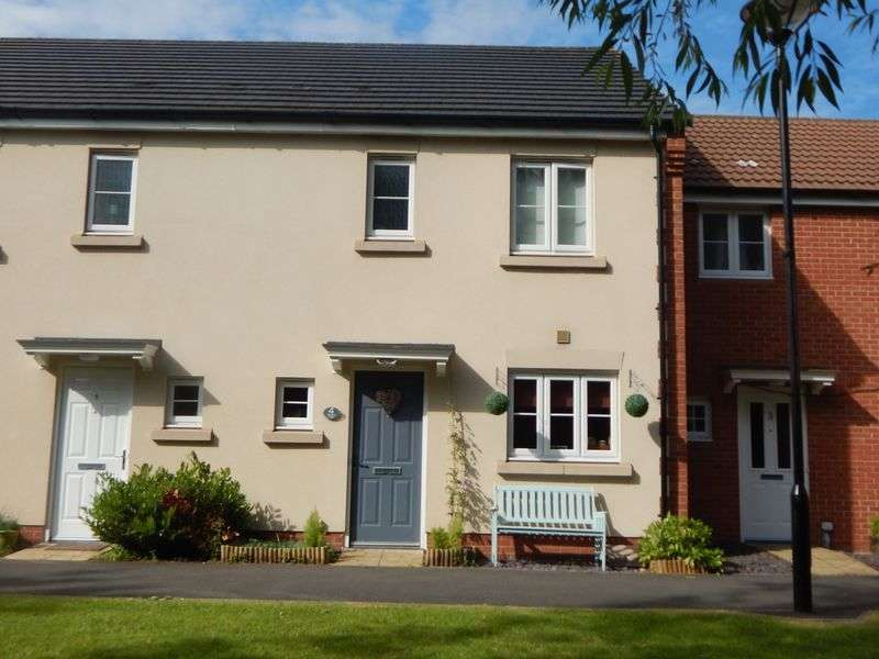 3 Bedrooms Terraced House for sale in Damson Path, Taw Hill