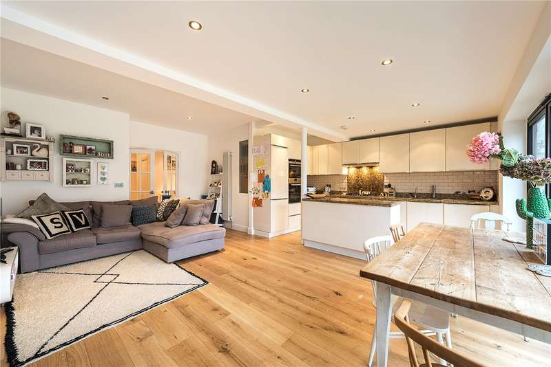 2 Bedrooms Flat for sale in Princes Avenue, London, N10
