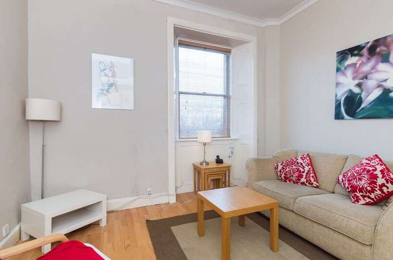 1 Bedroom Flat for sale in 1F2, 20 Edina Place, Easter Road, Edinburgh, EH7 5RR