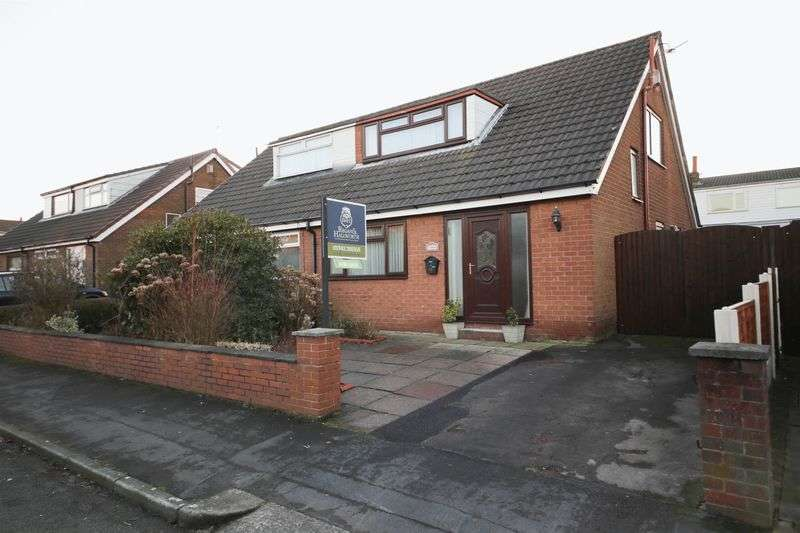 3 Bedrooms Property for sale in Bor Avenue, Hawkley Hall, Wigan