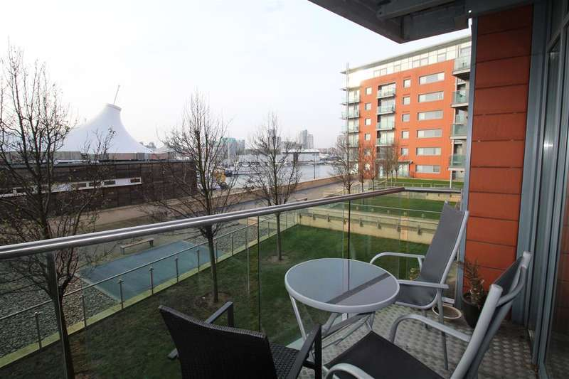 2 Bedrooms Apartment Flat for sale in Orwell Quay, Ipswich