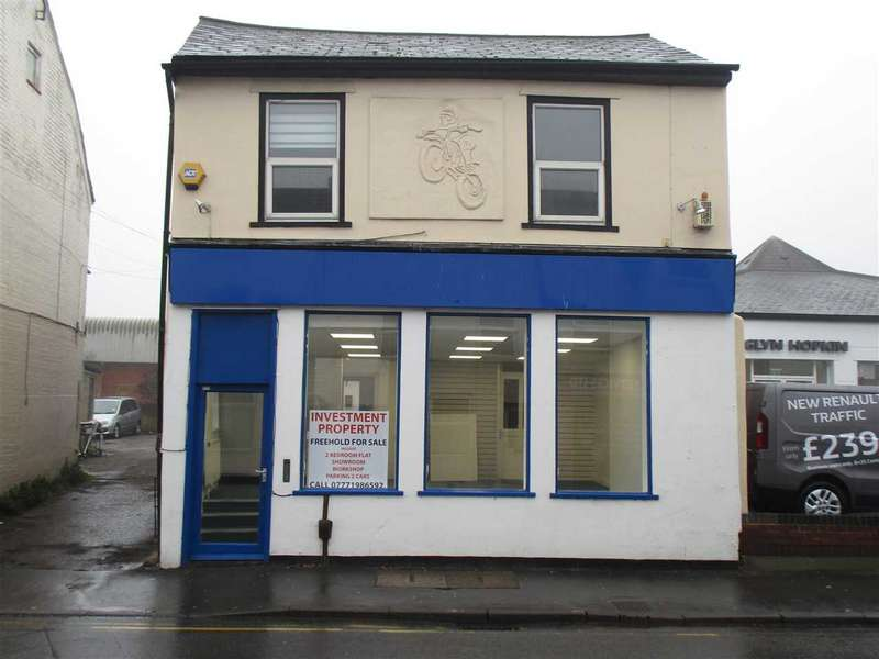 Commercial Property for sale in Barrack Street, Colchester