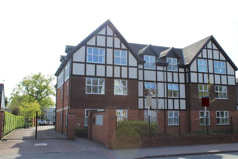 2 Bedrooms Apartment Flat for sale in Fidlas Road, Llanishen, Cardiff