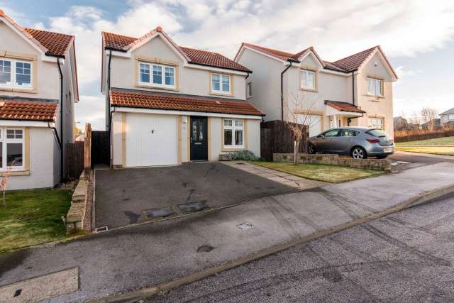 3 Bedrooms Detached House for sale in Westfield Drive, Westhill, Inverness, Highland, IV2 5TR