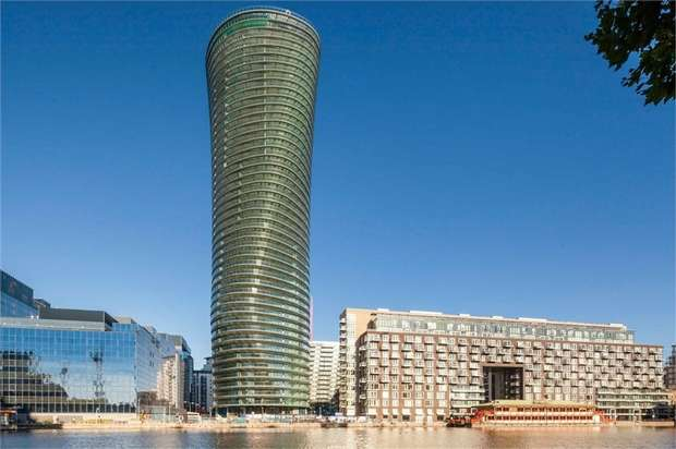 2 Bedrooms Flat for sale in Baltimore Tower, Baltimore Wharf, London