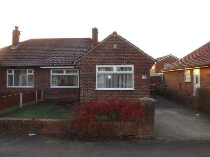 2 Bedrooms Bungalow for sale in Whitefield Road, Penwortham, Preston, PR1