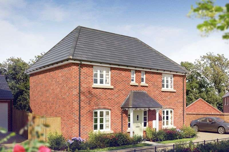4 Bedrooms Detached House for sale in OAKLANDS PARK, ASHBOURNE