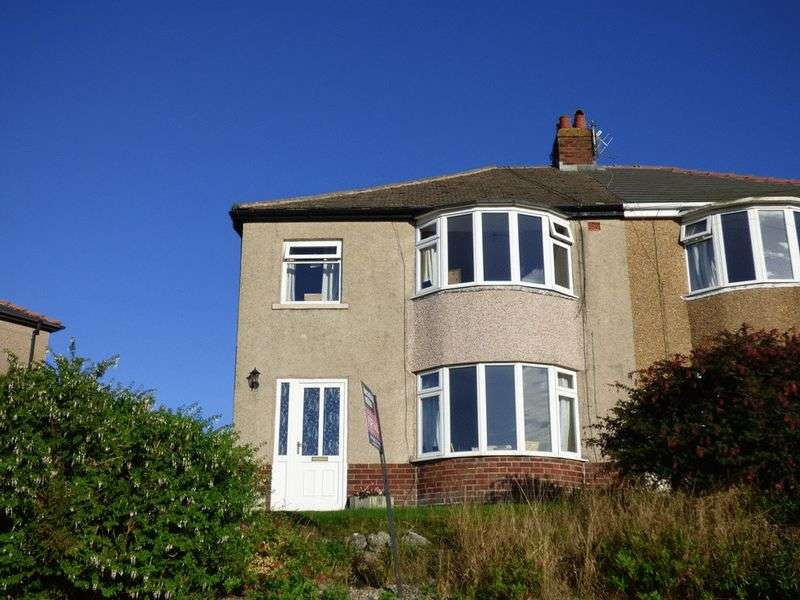 3 Bedrooms Semi Detached House for sale in School Road, Heysham