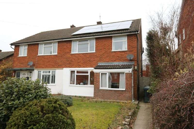 3 Bedrooms Semi Detached House for sale in Baring Road, High Wycombe