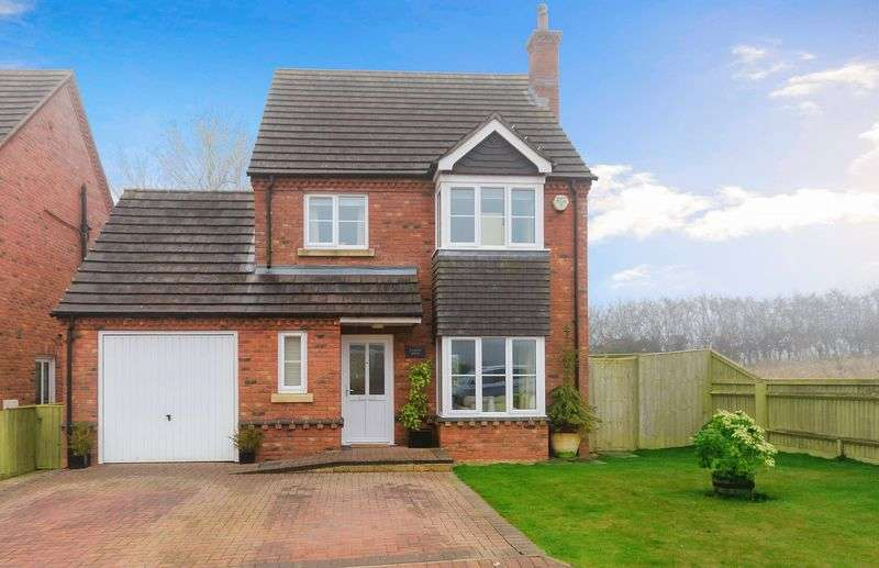 3 Bedrooms Detached House for sale in Brackenbury Close, Horncastle