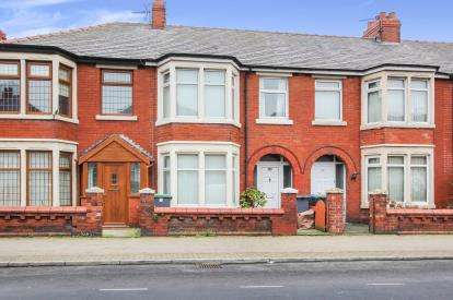 3 Bedrooms Terraced House for sale in Bloomfield Road, Blackpool, Lancashire, England, FY1
