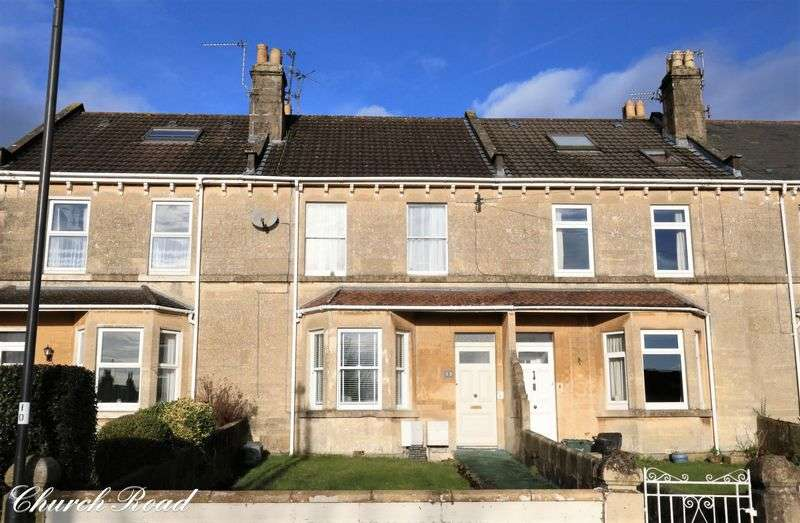 1 Bedroom Flat for sale in Church Road, Combe Down, Bath