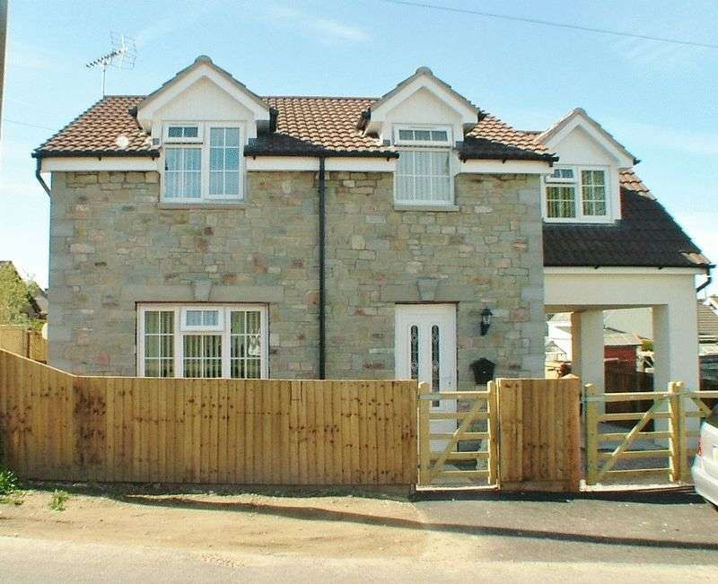 3 Bedrooms Detached House for sale in BERRY HILL, NR. COLEFORD, GLOUCESTERSHIRE