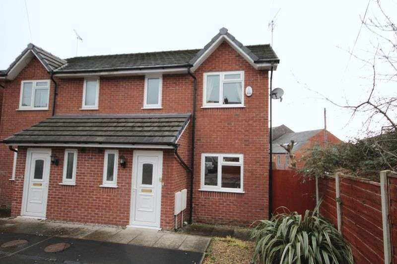 3 Bedrooms Semi Detached House for sale in BALFOUR ROAD, Meanwood, Rochdale OL12 7EH