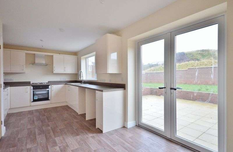 4 Bedrooms Semi Detached House for sale in Colliers Way, Whitehaven