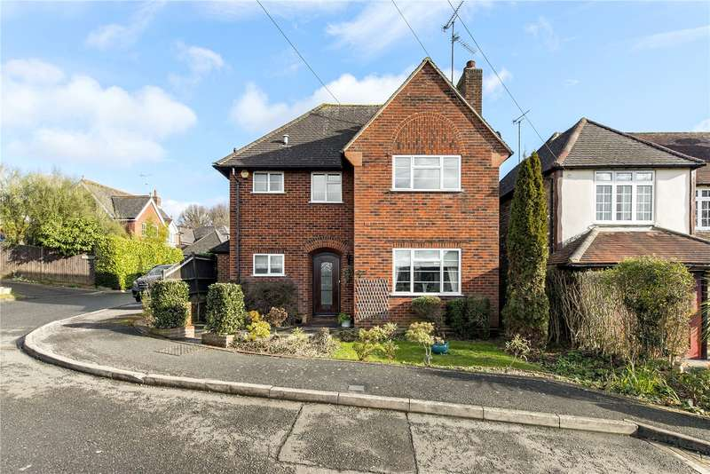 3 Bedrooms Detached House for sale in Joiners Lane, Chalfont St. Peter, Gerrards Cross, Buckinghamshire, SL9