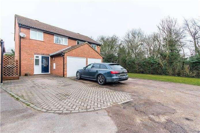 3 Bedrooms Semi Detached House for sale in Ashmead Drive, Hardwick