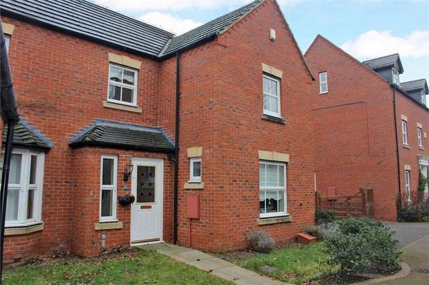 4 Bedrooms Detached House for sale in Harman Drive, Lichfield, Staffordshire