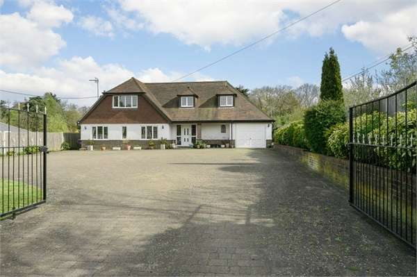 4 Bedrooms Detached House for sale in London Road, Addington, West Malling, Kent