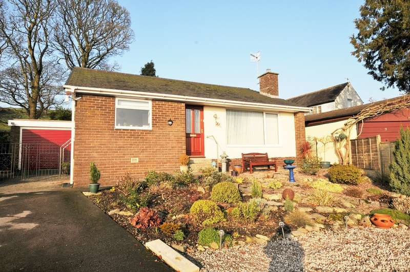 3 Bedrooms Detached Bungalow for sale in Woodlands Close, Endmoor