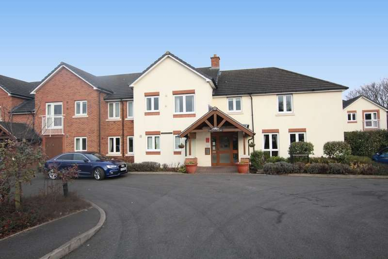 1 Bedroom Flat for sale in Owen Court,Hollyfield Road, Sutton Coldfield. B75 7SG